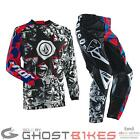 THOR 2014 PHASE S14 YOUTH VOLCOM PARADOX KIDS COMBO JERSEY & PANTS MOTOCROSS KIT