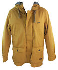 Garcia Cosmo Men's Honey Fisherman Style Waterproof Hooded Raincoat New