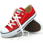 Converse Chuck Taylor AS CORE OX Low Red M9696 All Star Sneakers Men / Women