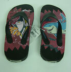 NEW Boys Kids Infant Youth DISNEY Finding Nemo Bruce Shark Gill Nemo Flip Flops