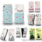 STYLISH FLIP CASE COVER FOR Samsung Galaxy S3 III Mini i8190 +FREE LCD PROTECTOR