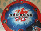 used good condition BAKUGAN shooters brawlers mat carrycase dragonoid pick yours