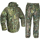 Jack Pyke Waterproof Field Smock & Hunter Trousers Woodland Camo Hunting Fishing