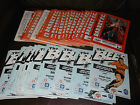 Barnet home programmes 1990/91 - 1991/92 1st season in football league
