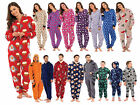 NEW KIDS WOMANS MENS ONESIE NOVELTY STYLISH  XMAS PYJAMAS ONSIE