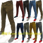 DESIGNER ZICO CHINOS SKINNY FIT DENIM TWILL JEANS CLASSIC INDIE PANTS TROUSERS