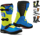TCX COMP KIDS MX YOUTH JUNIOR CHILDRENS OFF ROAD MOTOCROSS BOOTS GHOSTBIKES