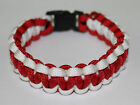NHL Inspired Eastern Conference Team Colors Paracord Bracelets Custom Fit Hockey
