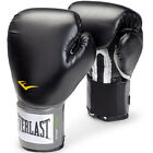 NEW Everlast Pro Style Boxing Training Gloves 8 12 14 16 oz Blue Red Black Pink