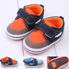 Boys Girls Baby Kids Toddler Prewalker Cotton Rubber Crib Soft Shoes 11/12/13cm