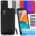 S-LINE WAVE GRIP SERIES SILICONE GEL CASE COVER FOR LG GOOGLE NEXUS 5