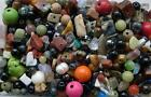 PACK OF MIXED GEMSTONE ROUND & CHIP BEADS 2-8MM SMALL, MEDIUM OR LARGE PACKS