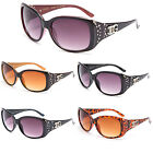 Brand New Trendy Summer Chic Rhinestone Women's Fashion Sunglasses 100%  UV Pro