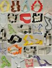 Cookie cutter Cake pastry Biscuit cutters over 50 to choose UK seller 3300+ sold