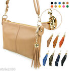 Style2030 KOREA Genuine Leather Tassel Bag's Accessory Charm keyring [A002]
