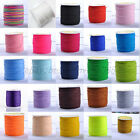 (1Roll & 100Yards) Chinese Knot Macrame Bracelets Braided Nylon Cord Thread 1MM