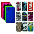 Phone Case For ZTE illustra Hard Cover / For Straight Talk ZTE Z788G