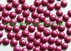 SALE Hotfix 1/2 Dome Pearls 4mm - Choice of 8 colours - LIMITED STOCK (WG006)