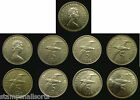 FALKLAND ISLANDS 5p Pence. Choose your coin Supplied in Coin Wallet