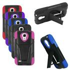 Phone Case For Samsung Galaxy S4 Mini Silicone Corner with Hard Cover Stand