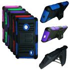 Holster Clip For Nokia Lumia 521 with Phone Case Silicone edge Cover wStand