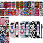 For Samsung Galaxy S Blaze 4G T769 DIAMOND BLING Crystal Hard Case Phone Cover