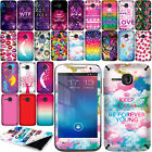 For Alcatel One Touch Evolve 5020T Design VINYL DECAL Sticker Body Phone Cover