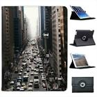 Radio City Sign Sixth Avenue, New York City Leather Case For iPad 2, 3 & 4