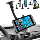 Rotating Car Windshield Universal Mount Stand Holder Bracket For HTC One M7 M8