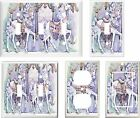 CAROUSEL HORSE #3 PURPLE SHADES HOME  DECOR  IMAGE #4  LIGHT SWITCH COVER PLATE