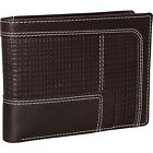 Mancini Leather Goods Passcase Wallet (RFID Secure) 2 Colors Mens Wallet NEW