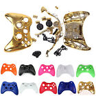 Controller Shell & Buttons Kit for XBOX 360 Replacement Remote Case Cover Slim