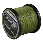 8Strands 100M 300M 500M 1000M Dorisea Dyneema Braid Fishing line Army Green