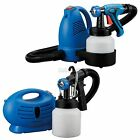 FoxHunter Paint Sprayer Electric Zoom Spray Gun System Painting Fence Brick 650W