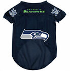 NEW SEATTLE SEAHAWKS PET DOG MESH FOOTBALL JERSEY ALL SIZES ALTERNATE STYLE