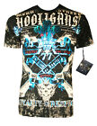 NEW XZAVIER COLLECTION HOOLIGANS  T SHIRT URBAN WARRIOR BATTLE MEN'S WEAR