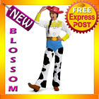 C456 Disney Toy Story - Jessie Classic Cowgirl Fancy Adult Costume