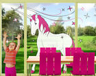 Window Picture No.IS62 Unicorn  Fairy Tale Horse Pegasus Mysticism Phantasy