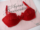 AGENT PROVOCATEUR RED FIFI BRA SIZE 34B RRP £95 BNWT