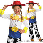 CK183 Disney Toy Story Classic Jessie Fancy Dress Child Girl Book Week Costume