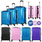 Extra Light Large Medium Small Cabin Travel Trolley Luggage Suitcase Bag Case