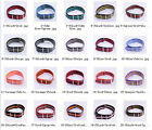 20MM Nylon Watch band watch strap colorful fashion watch band 20color available