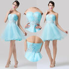 New On Homecoming Graduation Party Prom Gowns Formal Cocktail Dance Tutu Dresses