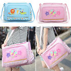 AB198 Mummy Shoulder Bag Baby Diaper Nappy Bag Multifunctional Mummy Tote Bag