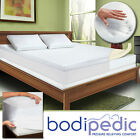 NEW Bodipedic 3-inch Memory Foam Mattress Topper and Cover Set PICK SIZE