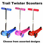 OZBOZZ - Trail Twister - Twist & Turn Scooters - Assorted Colours
