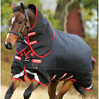 Rambo Supreme Waterproof Breathable Turnout Rug Sheet with Vari-Layer & Hood
