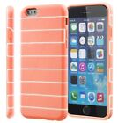 """For iPhone 6 6s 4.7"""" Rubber TPU PC Hybrid Protective Ultra Slim Light Cover Case"""