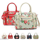 NEW Womens Shoulder Bags Tote Satchel Messenger Cross Body Floral Handbag Purse