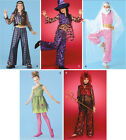 SEWING PATTERN Simplicity 3607 Girls Costumes HIPPIE WITCH HAREM GENIE FAIRY